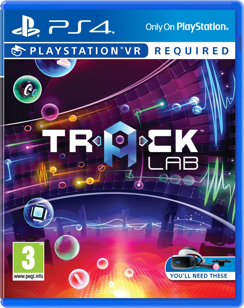 Track Lab VR PlayStation 4