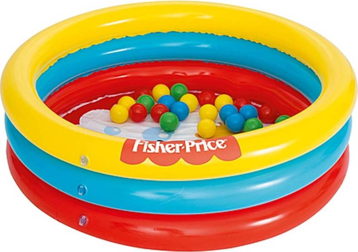 Zwembad / Ballenbak met Ballen