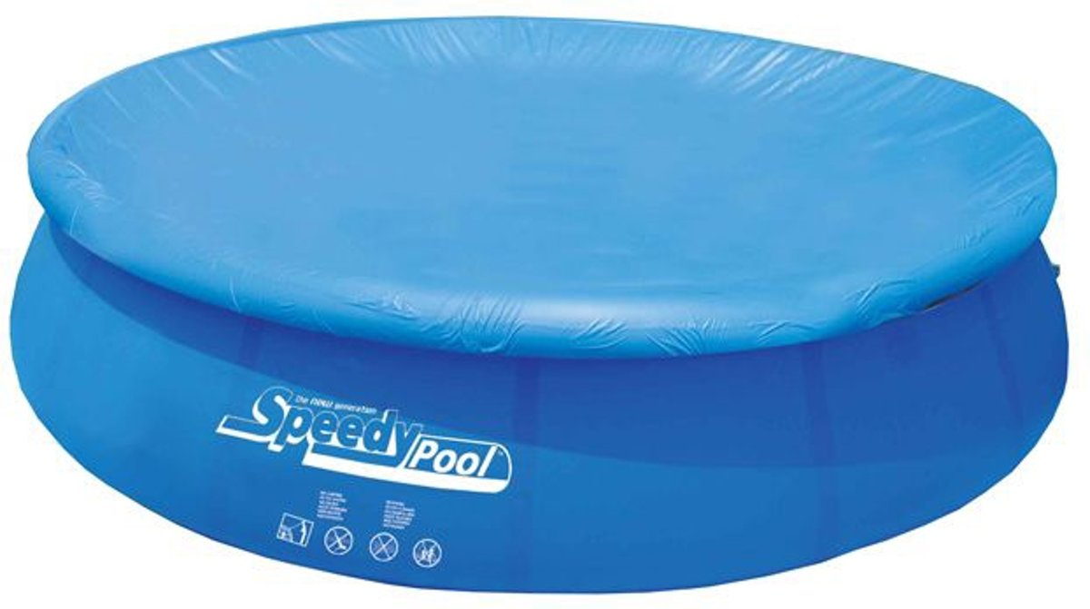 Speedy Pool Afdekzeil 360 cm