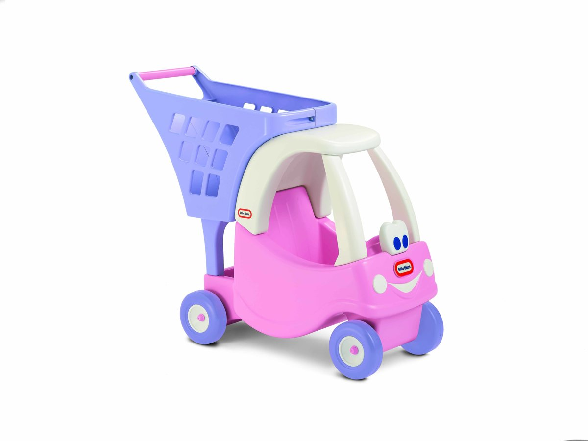 Cozy Coupe® Shopping Cart Princess
