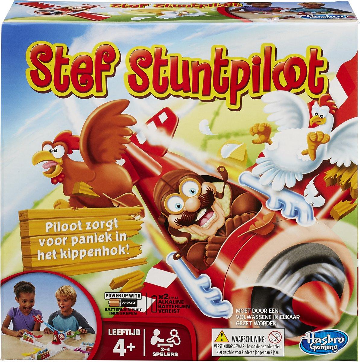 Stef Stuntpiloot - Gezelschapsspel voor €15,99