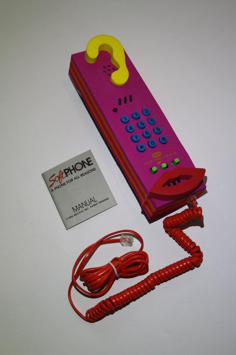 Sinterklaas kado Softphone voor kinderen. It's a real phone!