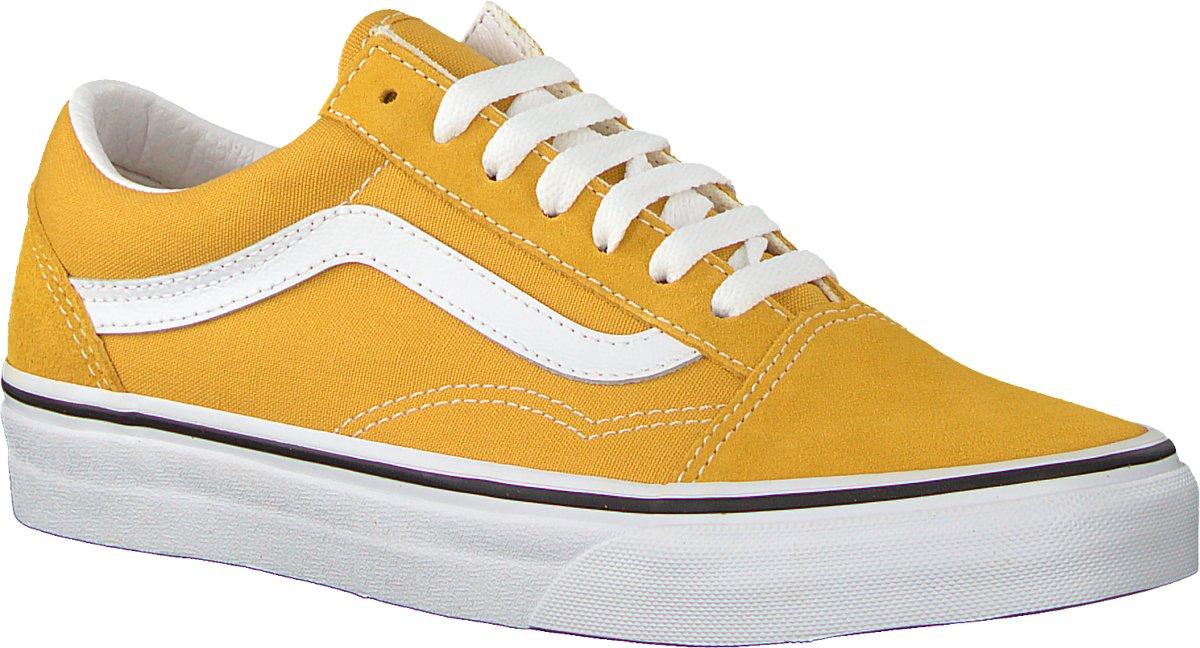 8510f620652 bol.com | Vans Old Skool Sneakers - Unisex - Geel - Maat 36.5