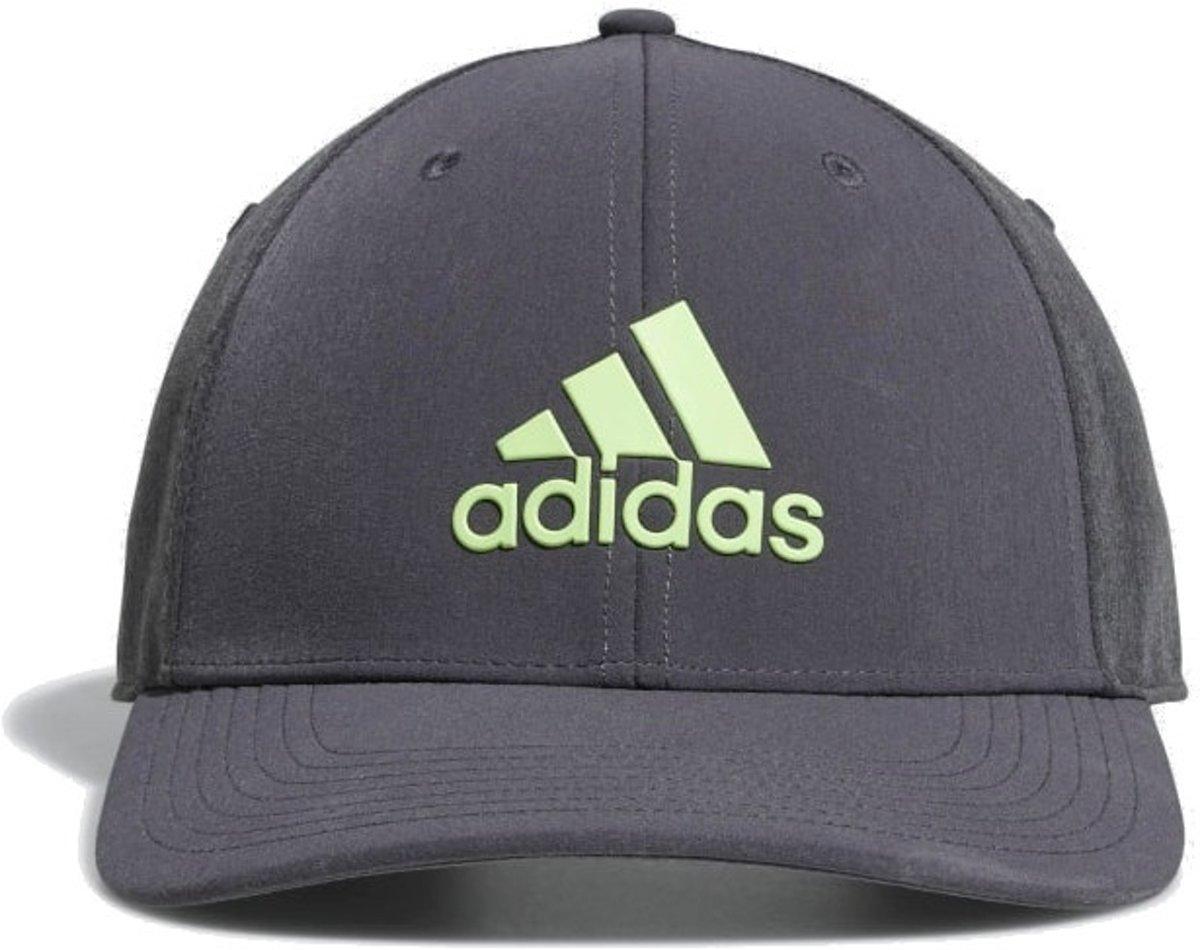 | Adidas Cap Badge Of Sport Heather Heren Grijs