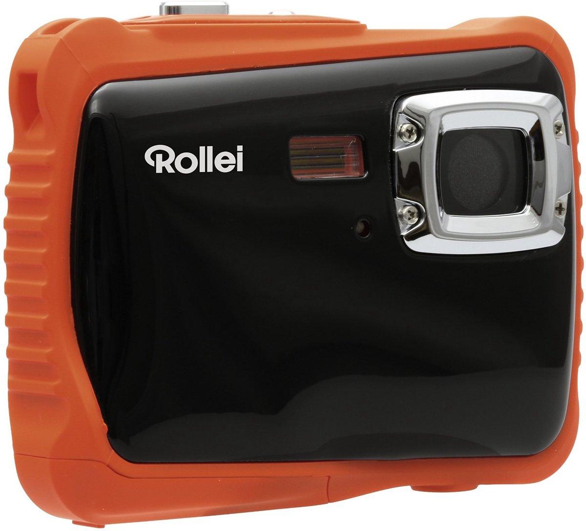 Rollei Sportsline 65 - Zwart/Oranje