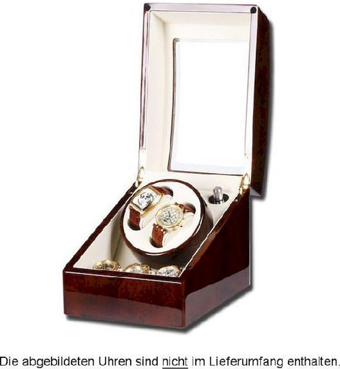 Portax Watchwinder Eleganza 2 Uhren Wurzelholz 1002322002 kopen