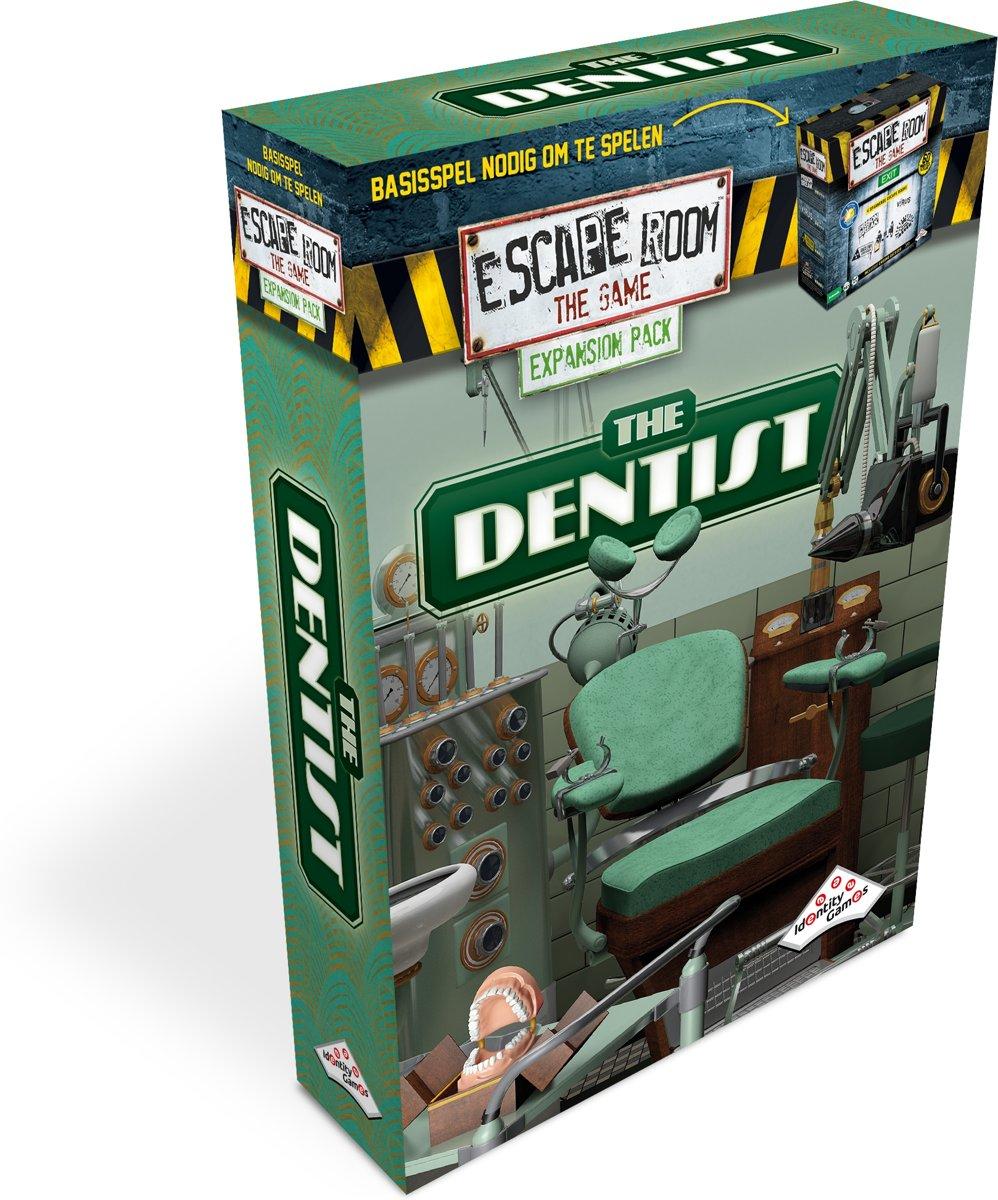 Uitbreidingsset Escape Room The Game: The Dentist