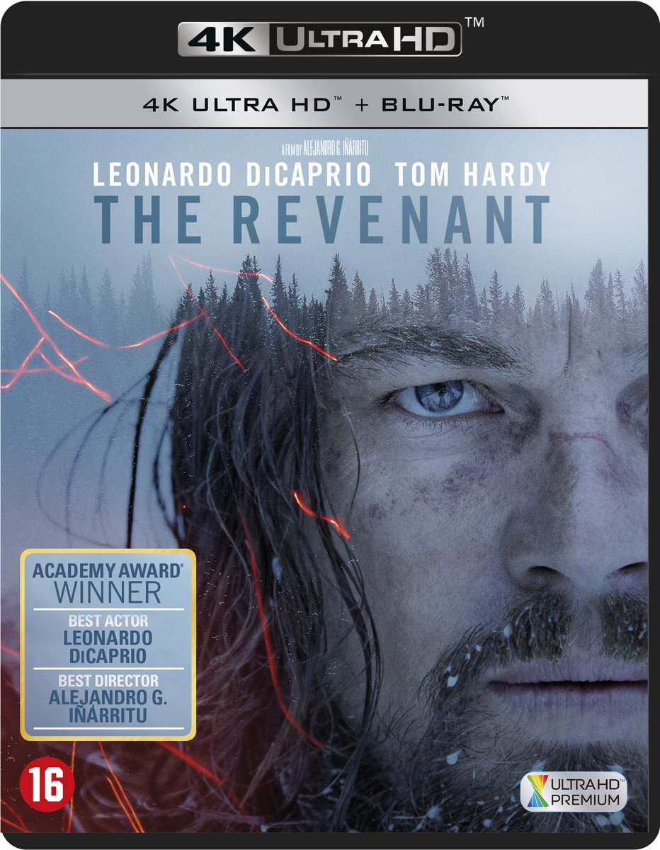 The Revenant (4K Ultra HD Blu-ray)-