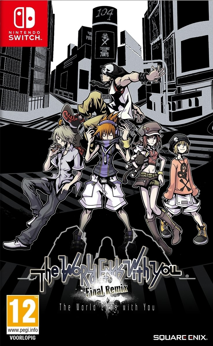 World Ends With You Switch