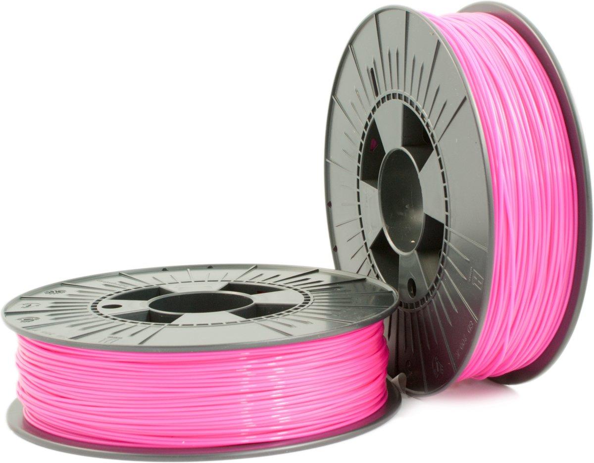 ABS 1,75mm  pink (fluor) 0,75kg - 3D Filament Supplies