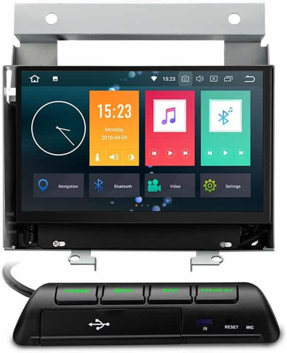 Land Rover Android 8.0 Octa Core 4 GB RAM + 32 GB ROM Navigatie kopen