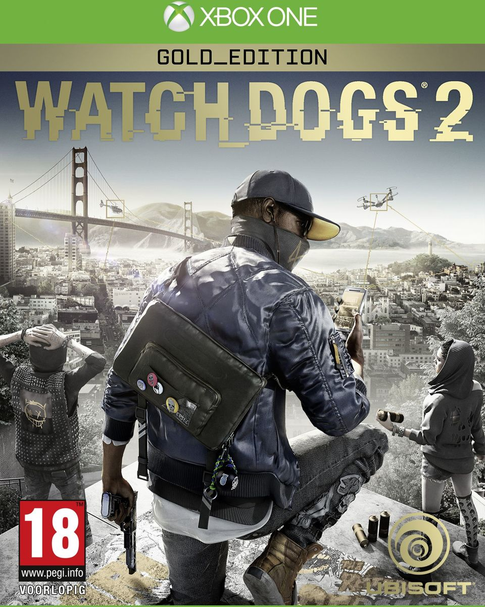Watch Dogs 2 - Gold Edition Xbox One