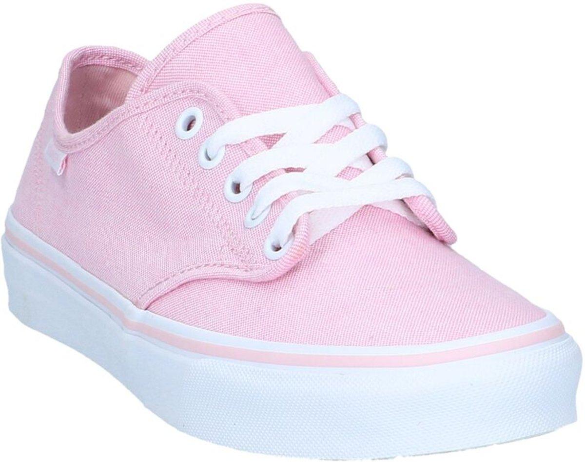 Vans Camden Stripe Sneakers Dames Maat 40 (Summer Canvas) Chalk Pink