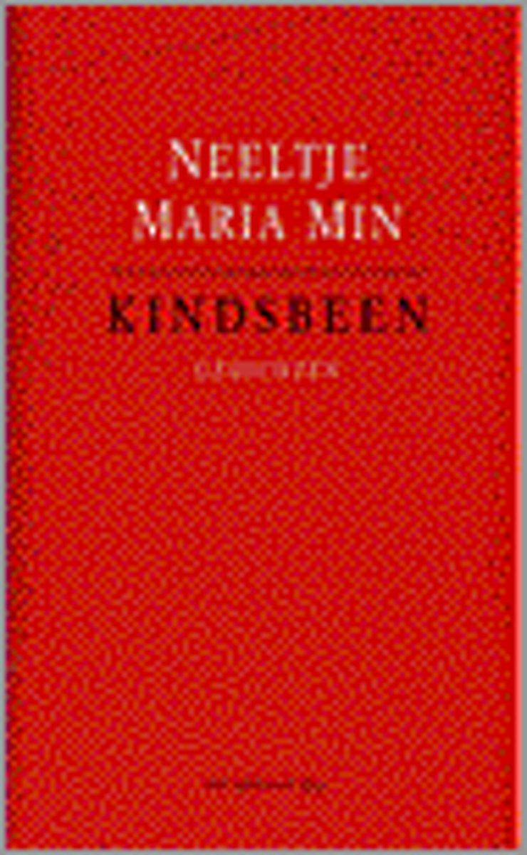 Bolcom Kindsbeen Neeltje Maria Min 9789023447511 Boeken