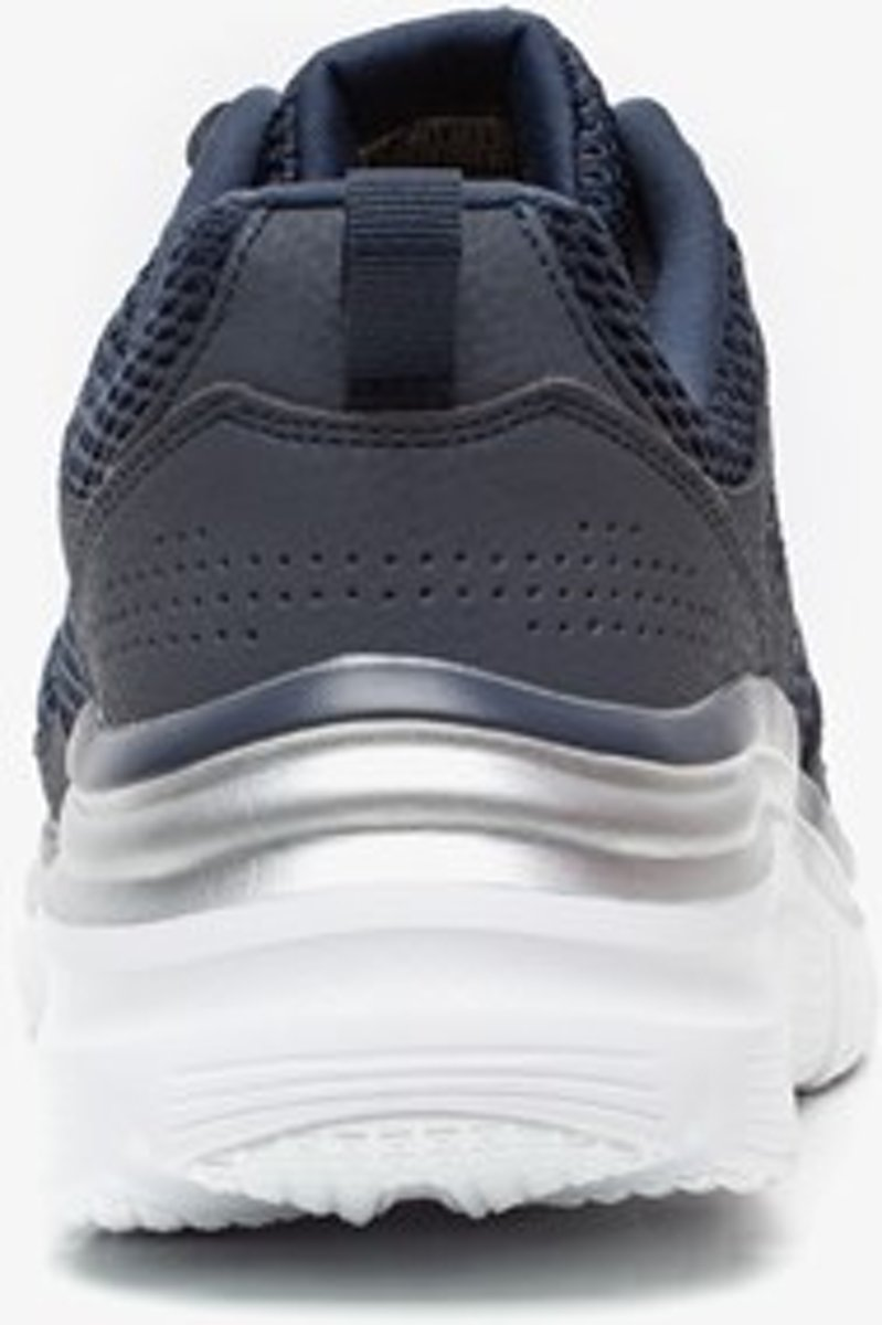Skechers Fashion Fit Perfect Mate sneakers Blauw Maat 41