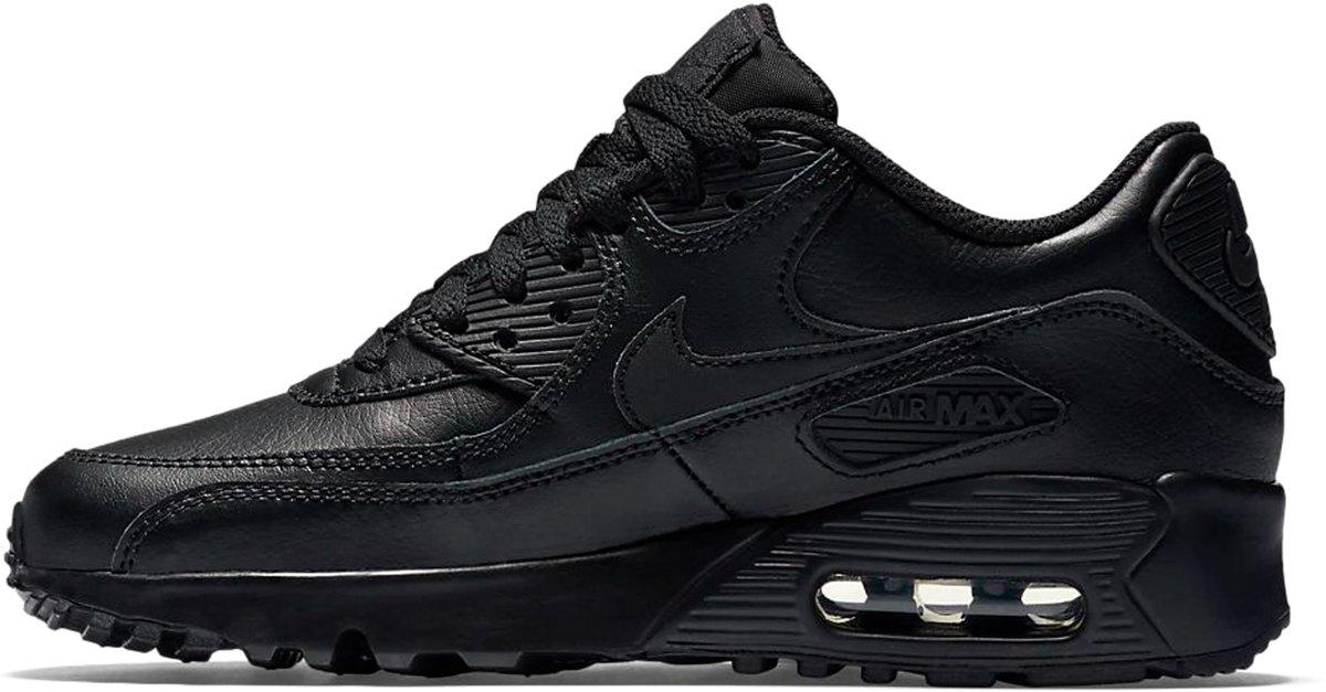 new arrival 8e485 7eefb bol.com   Nike Air Max 90 Leather Sneakers 833412-001 maat 38.5- Black