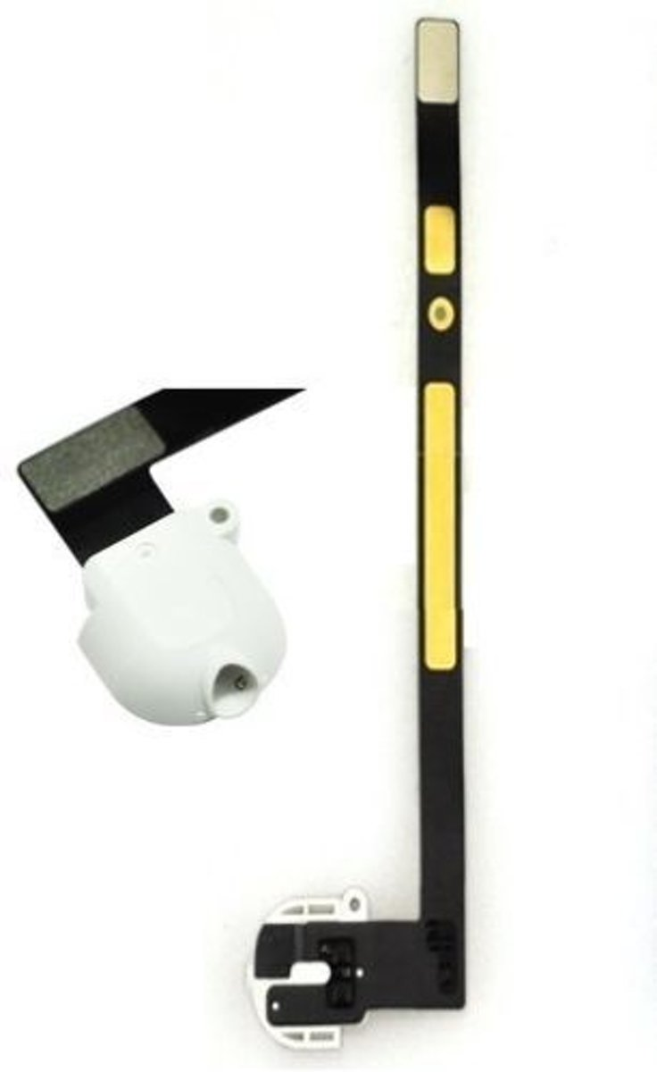 Audio Jack Flex Kabel - Wit - Tablet Reparatie Onderdeel - geschikt voor Apple iPad Air kopen