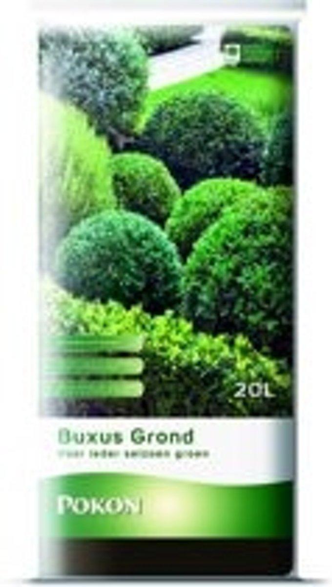 Pokon Bio Buxus Potgrond 30 ltr kopen