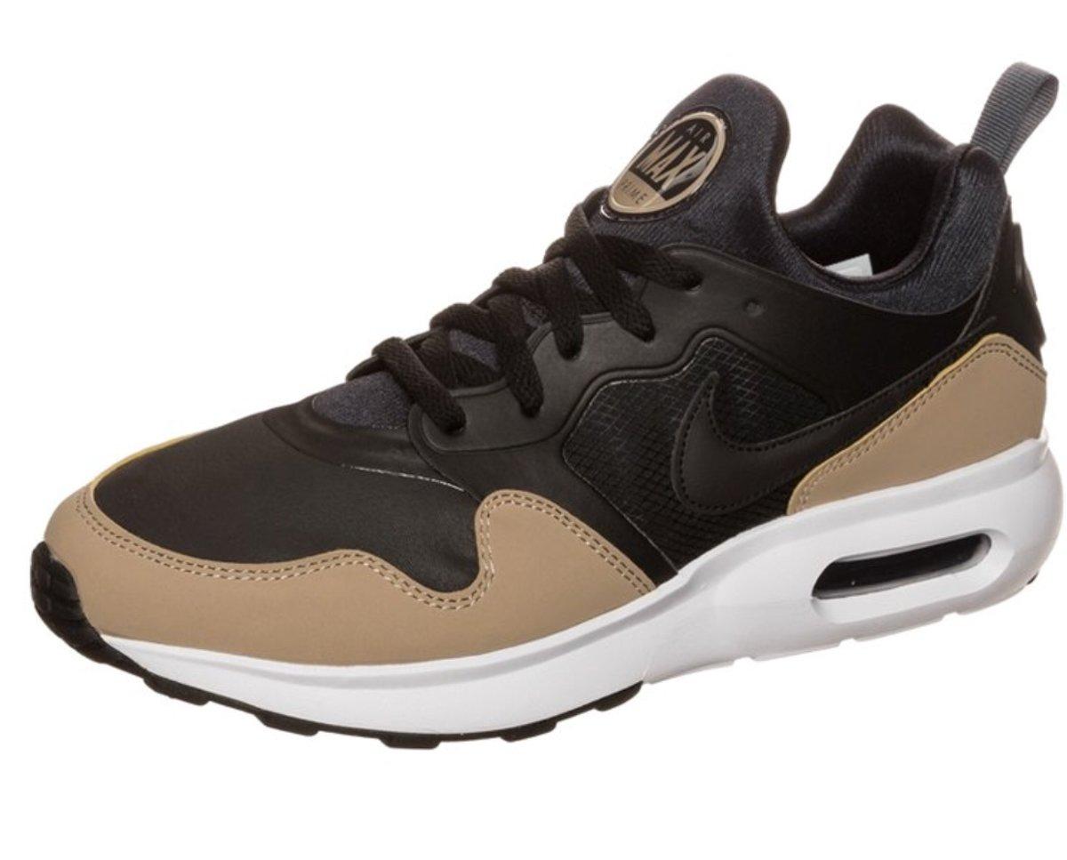 Nike Air Max Prime SL Sneakers Heren ZwartBeige Maat 45.5
