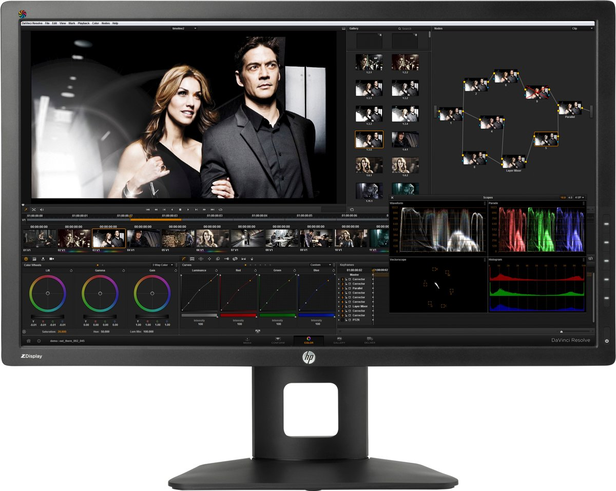HP Dreamcolor Z27x - IPS Monitor
