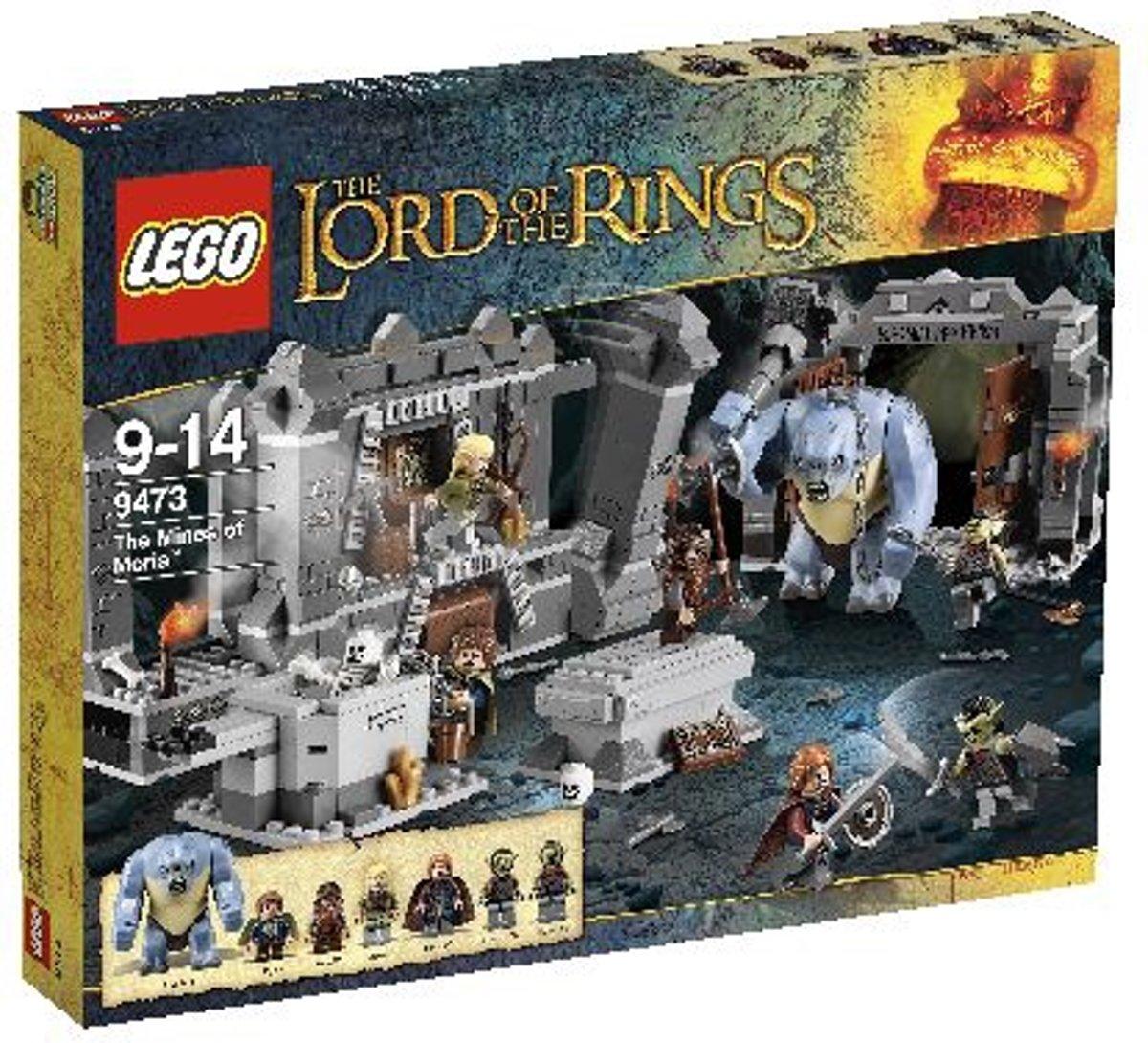 LEGO Lord of the Rings De Mijnen van Moria - 9473