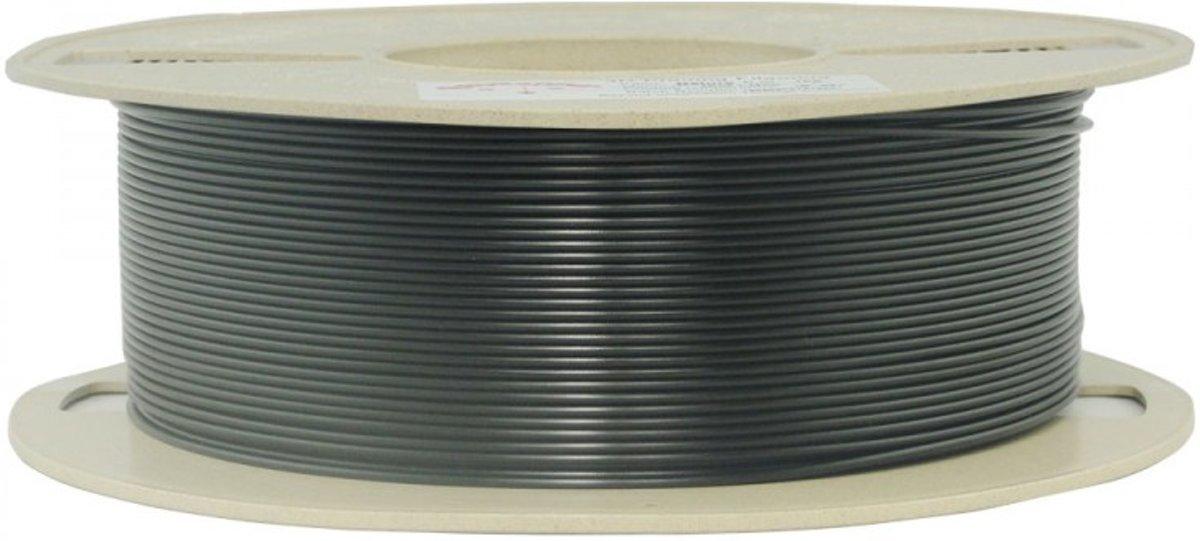 1.75mm zwart PETG filament