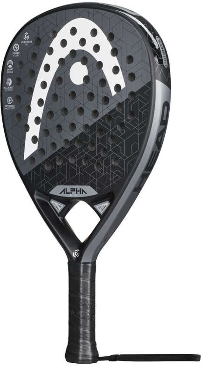 HEAD Graphene 360 Touch Alpha Elite Padel Racket