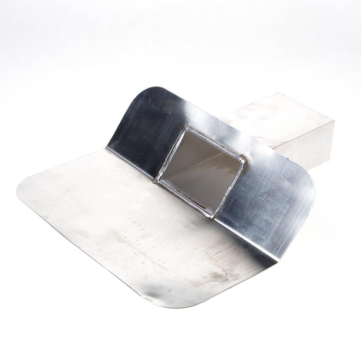 Dyka Aluminium kiezelbak model u dicht 6 x 10cm kopen