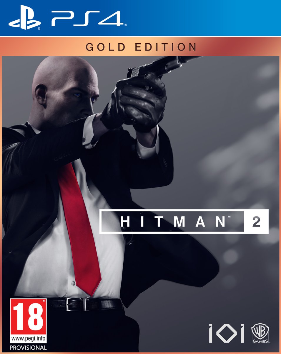 Hitman 2 - Gold Edition PlayStation 4