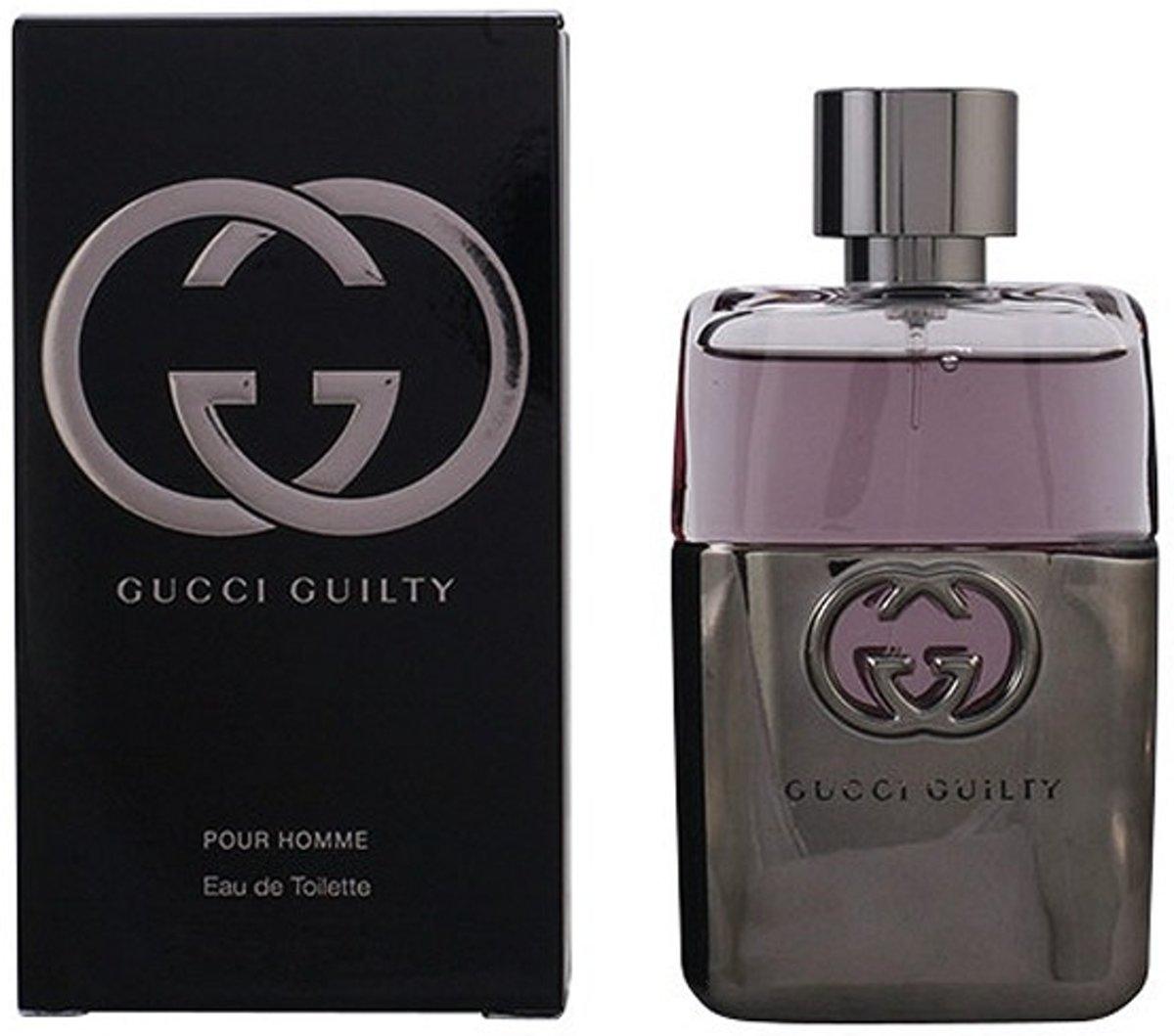 a9c81992bdc bol.com | Gucci Guilty 50 ml - Eau de Toilette - Herenparfum