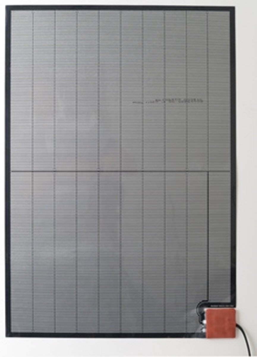 Spiegelverwarming 29X29Cm, 28W Plieger kopen