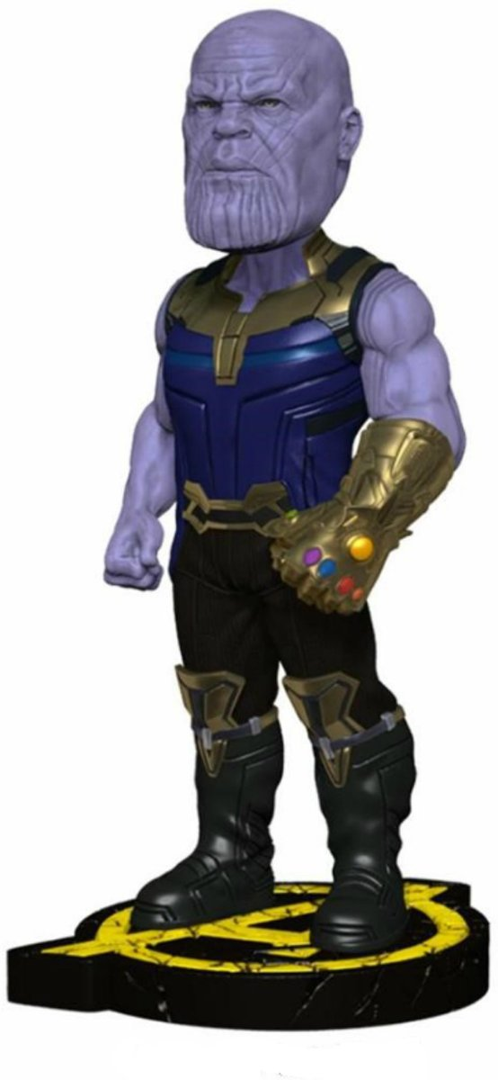 Marvel: Avengers Infinity War - Thanos Head Knocker