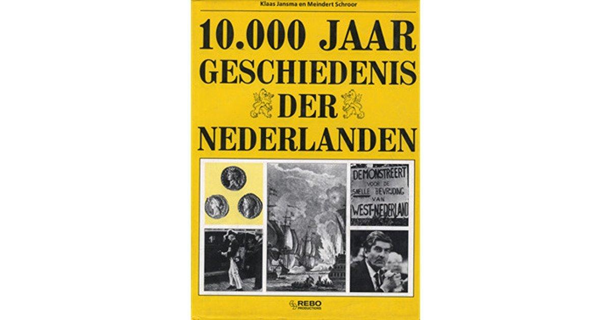 bol.com | 10.000 jaar geschiedenis der Nederlanden, Merkloos |  9789039615270 | Boeken