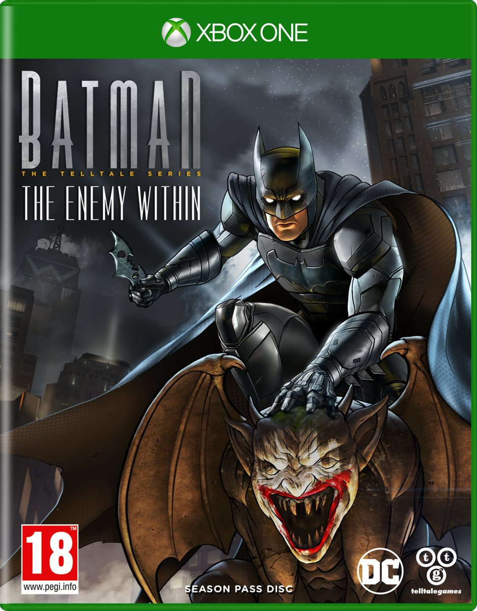 Batman: The Telltale Series 2 - Enemy Within Xbox One