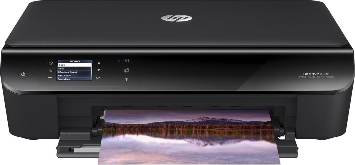 HP ENVY 4500 - e-All-in-One Printer