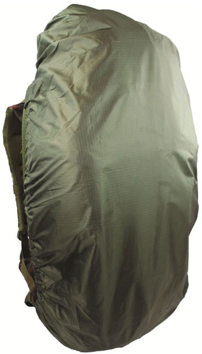 Highlander - backpack regenhoes - 80 tot 90 liter - groen kopen
