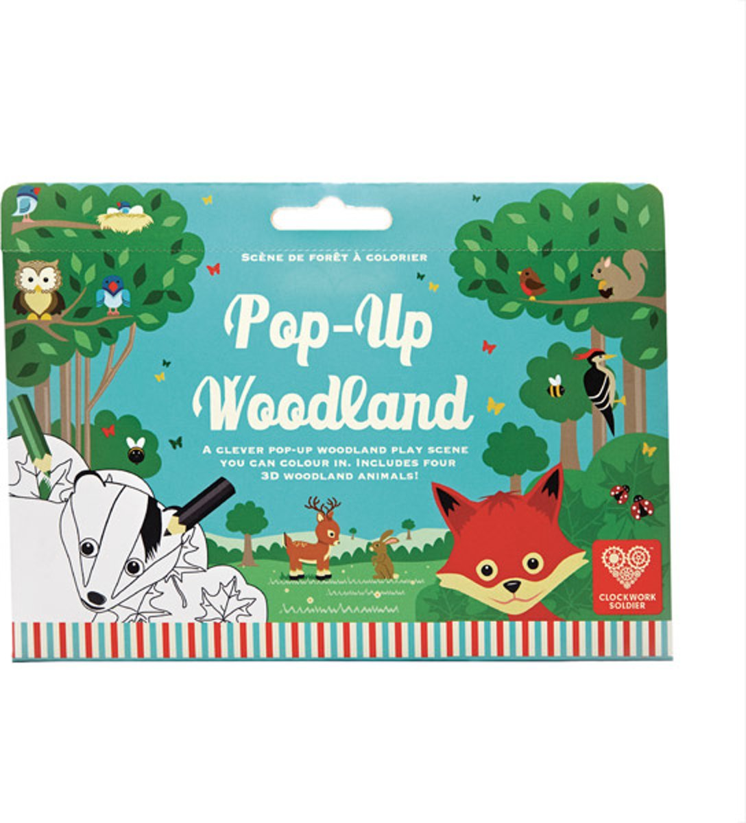 Clockwork Soldier Pop-up Woodland kopen