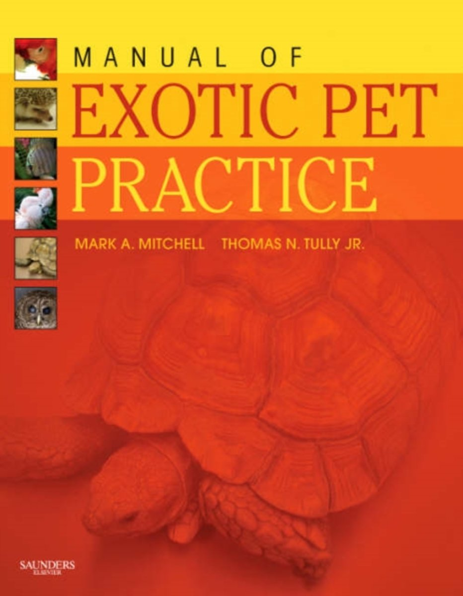 bol.com | Manual of Exotic Pet Practice | 9781416001195 | Mark Mitchell,  Dvm, Ms, Phd, Deczm |.