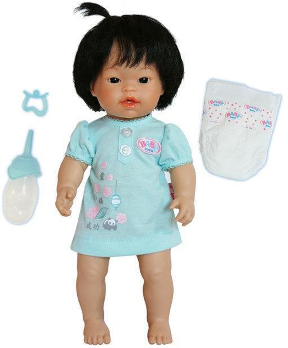Baby Born Aziatische Pop