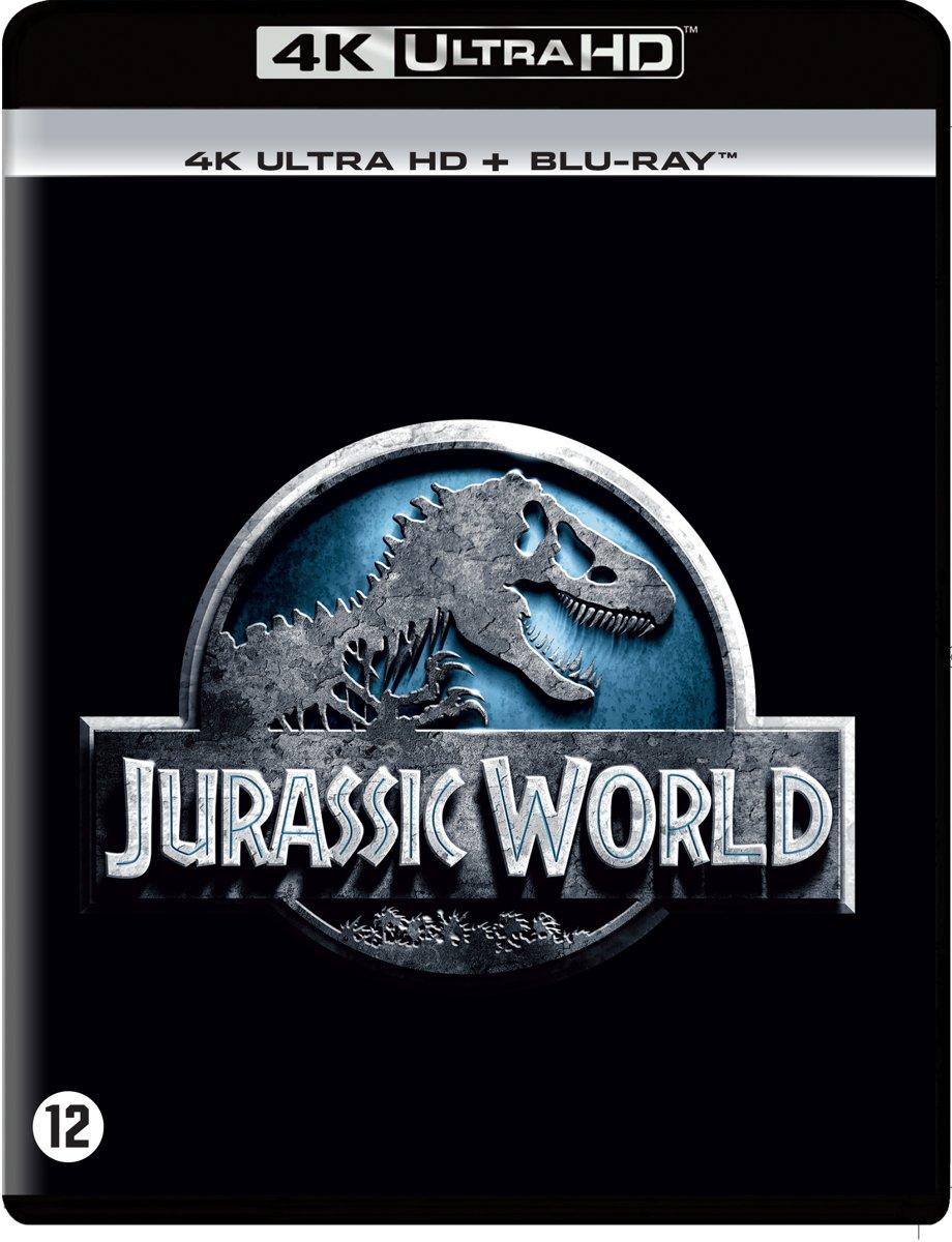 Jurassic World (4K Ultra HD Blu-ray)-