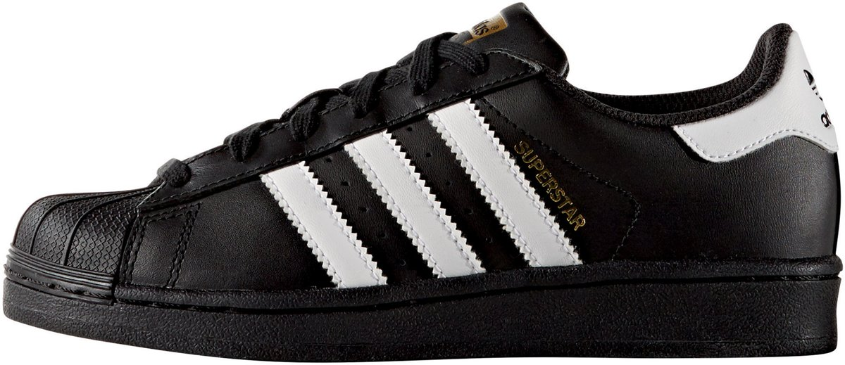 Adidas Superstar Junior Wit Zwart