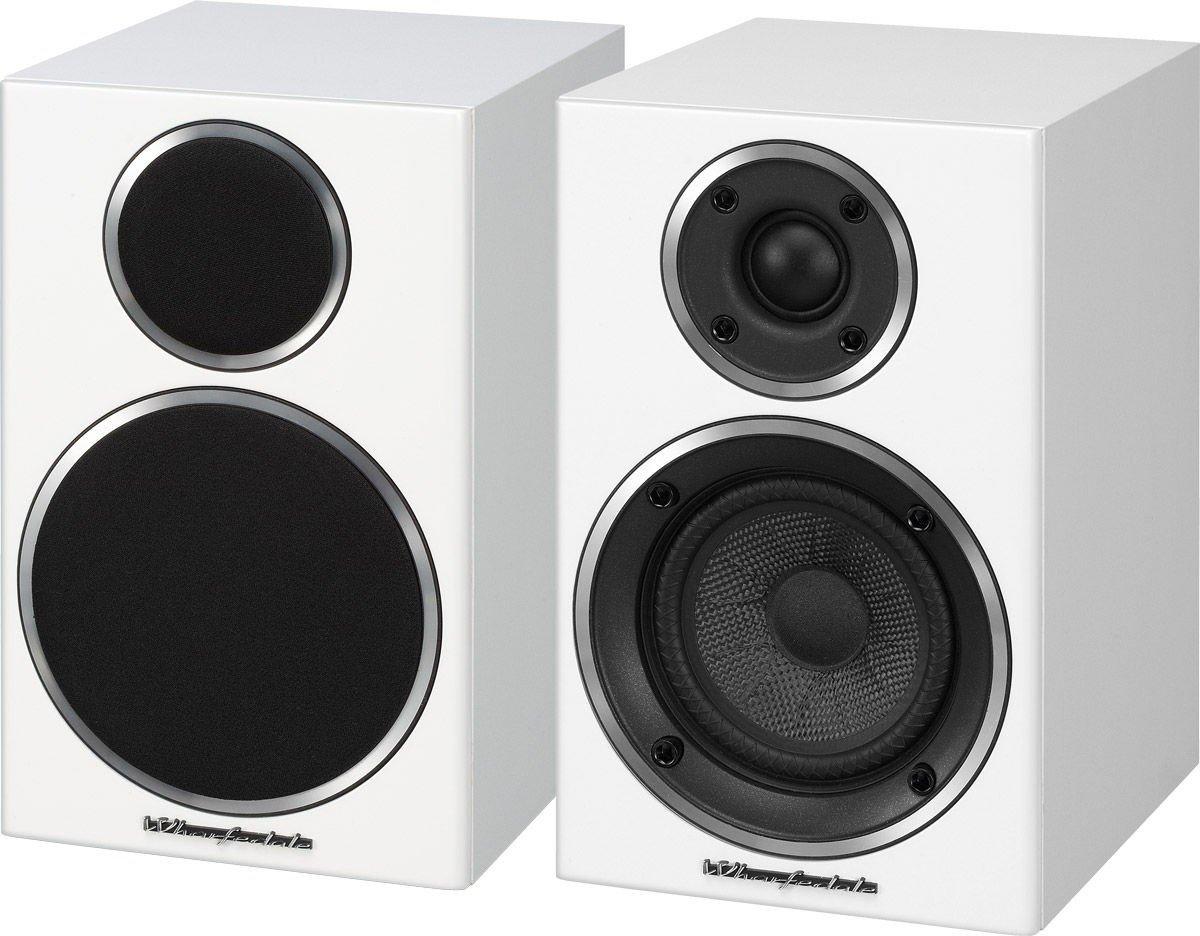 Wharfedale Diamond 210 - Boekenplank speakerset - Wit kopen
