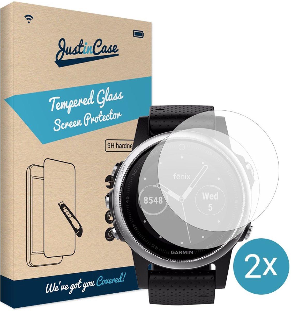 Just in Case Soft TPU Screen Protector Garmin Fenix 5S - 2 pack kopen