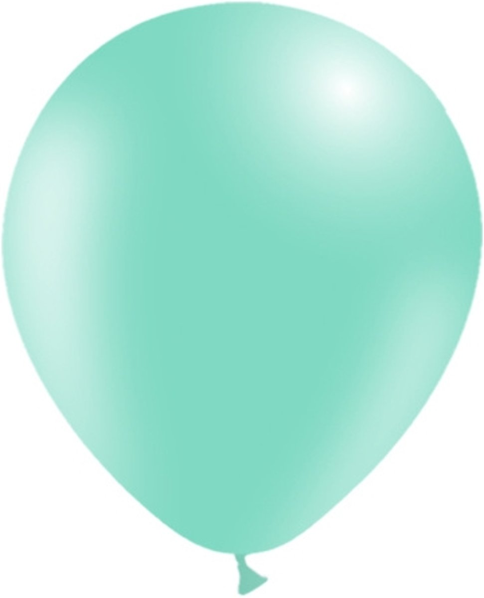 Lichtgroene Ballonnen 30cm 50 stuks