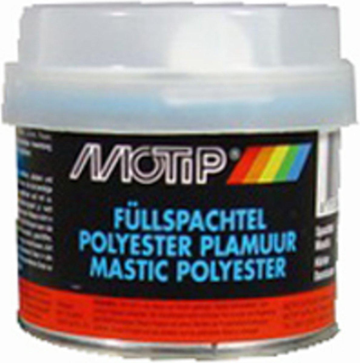Motip Polyesterplamuur - 1 kg