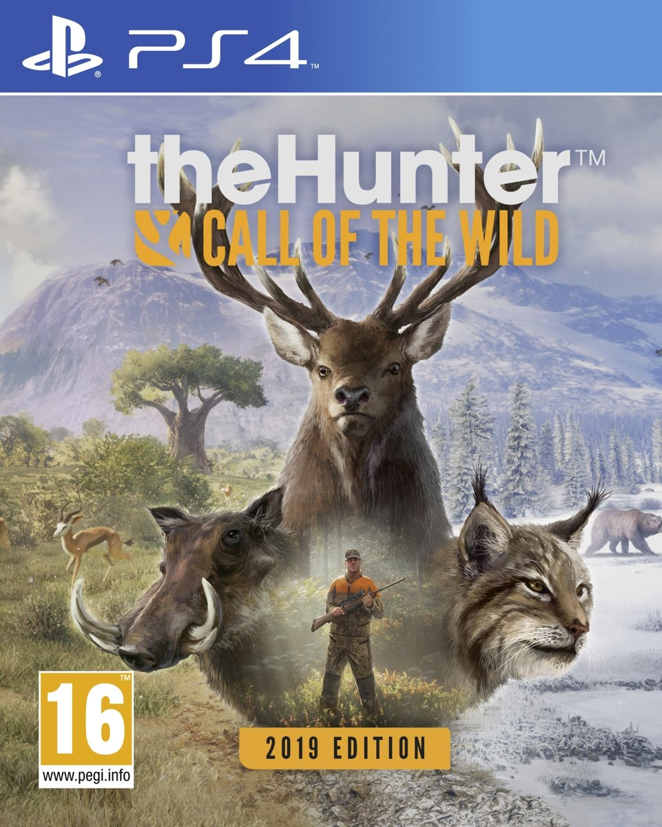The Hunter: Call of the Wild 2019 Edition PlayStation 4