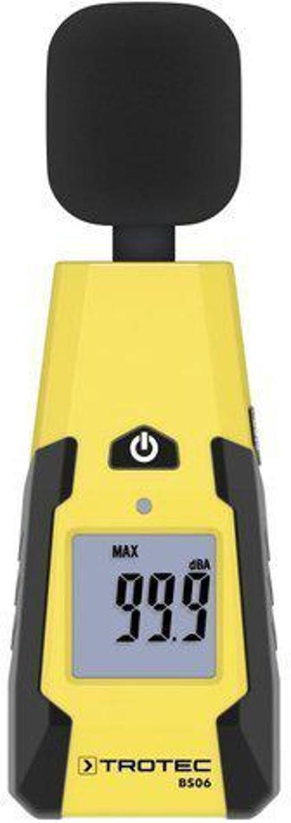 TROTEC Geluidsmeter BS06 kopen