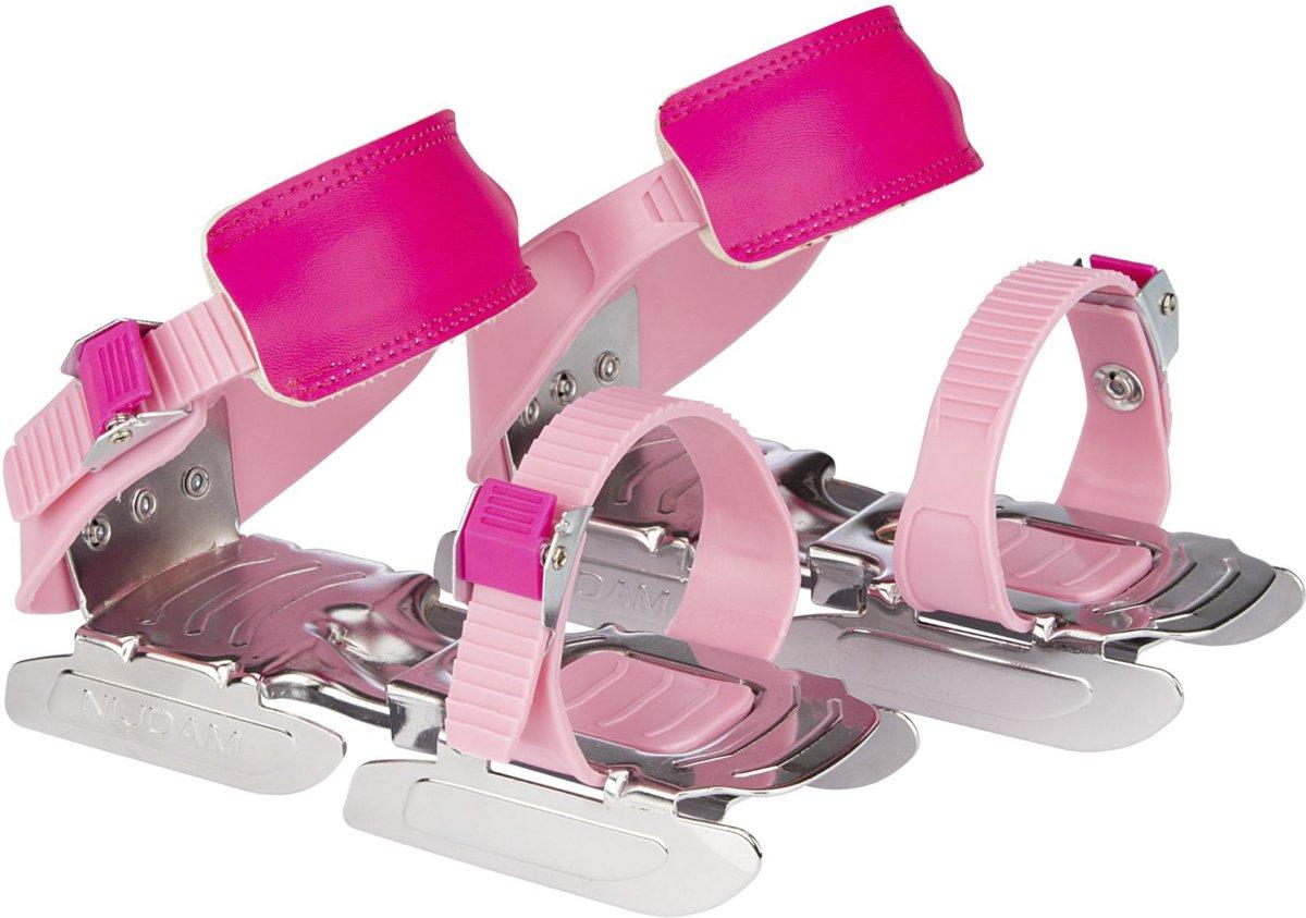 Nijdam Schaatsen - Maat One size - Meisjes - roze