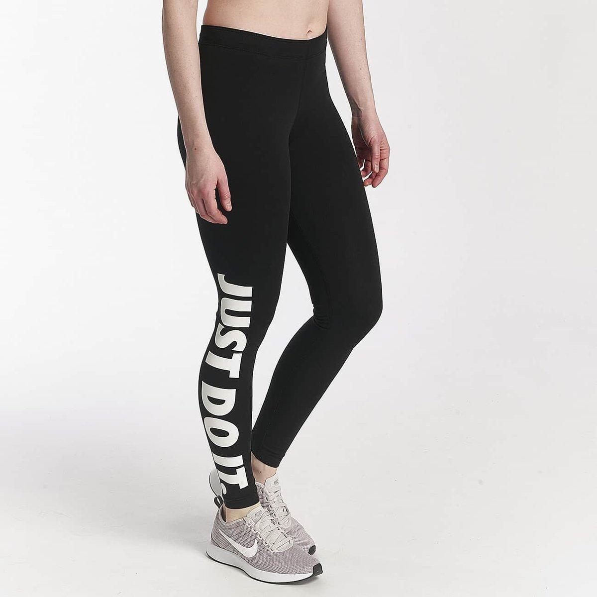 Nike Legasee JDI Sportlegging Dames Black(White)