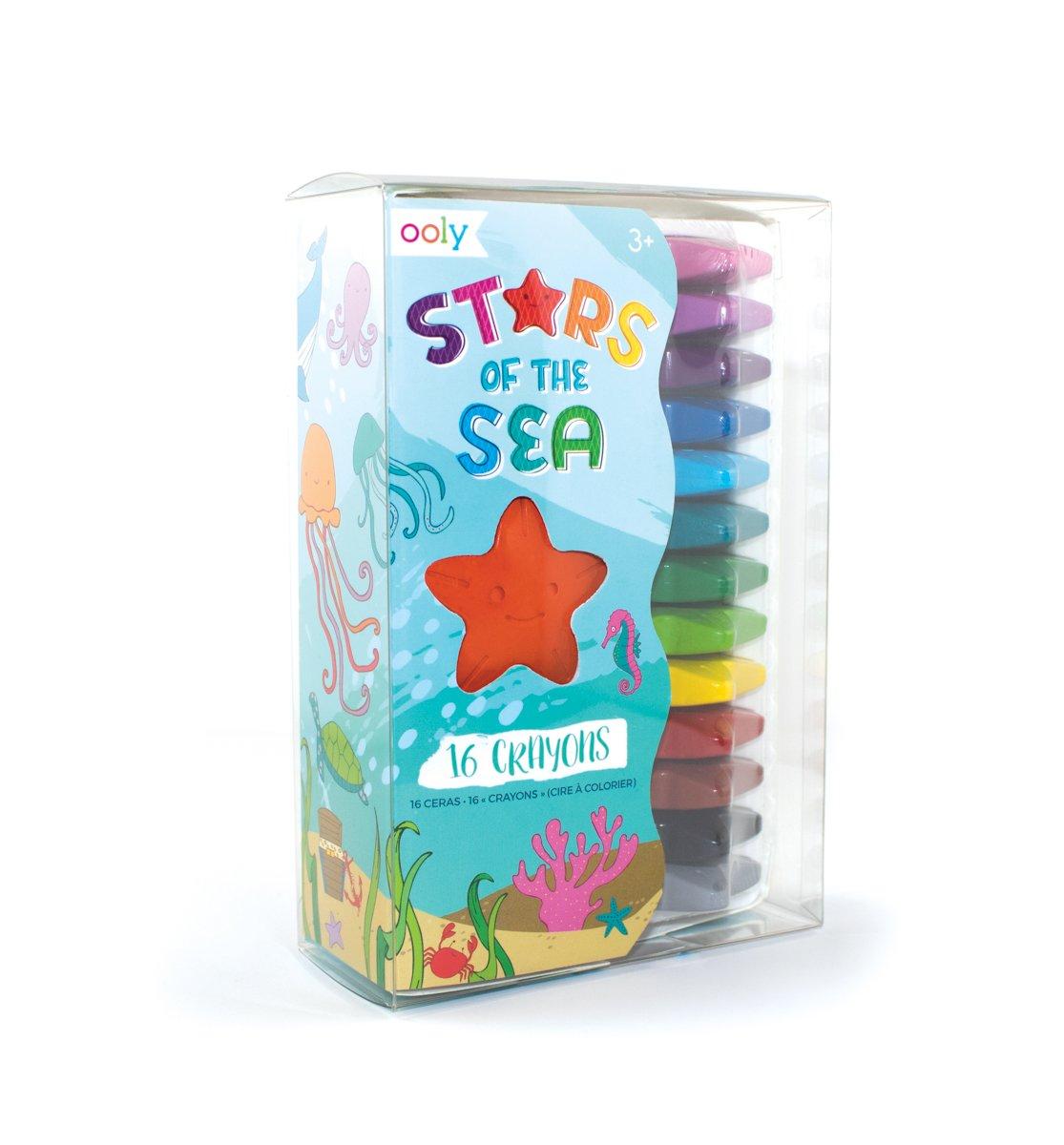 Ooly - Krijtjes 'Stars Of The Sea'
